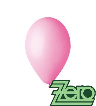 Balónky nafukovací Ø 26 sv. růžová 100 ks,