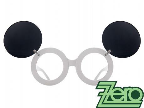 """Brýle párty """"myška"""","""