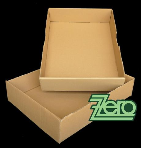 Krabice papírová tzv. kuřatová (2-dílná),