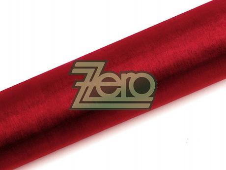 Organza 16 cm x 9 m - červená,