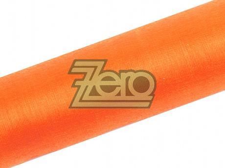 Organza 16 cm x 9 m - oranžová,