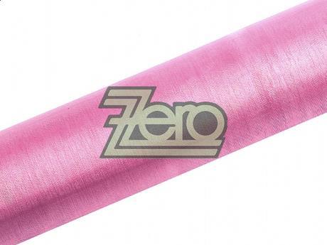 Organza 16 cm x 9 m - růžovo-fialová,