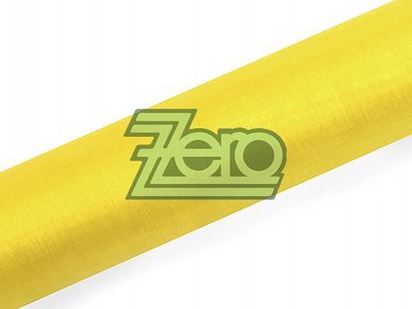 Organza 16 cm x 9 m - žlutá,