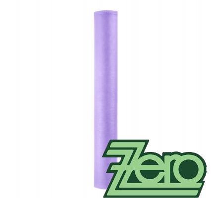 Organza obšitá 38 cm x 9 m - sv. fialová (lila),