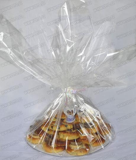 Podložka/tácek na svatební koláče Ø 36 cm - pevná,