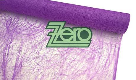 """Sizofiber """"pavučinka"""" 50 cm x 5 m - fialová,"""