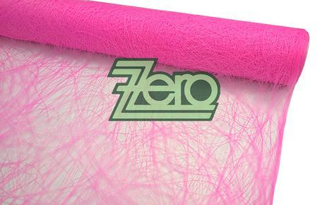 """Sizofiber """"pavučinka"""" 50 cm x 5 m - růžová,"""