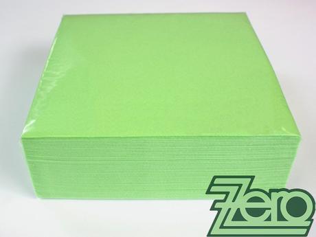 """Ubrousky 40 x 40 cm """"AIRLAID"""" 50 ks - sv. zelené,"""