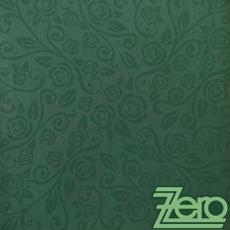 """Ubrousky 40x40cm """"AIRLAID"""" 50ks - zelené ornamenty,"""