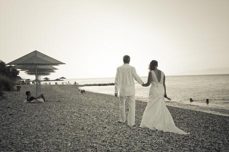Svatební šaty s krajkou, vel. 42, 42