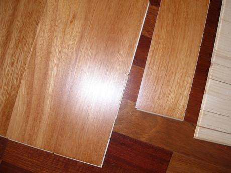 Drevená podlaha ,