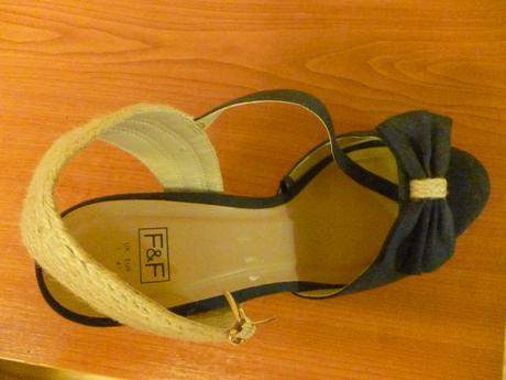 Letné sandálky, 40