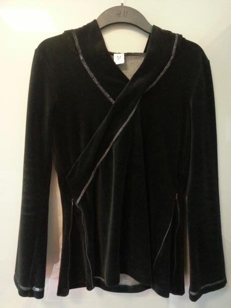 Sada těhotenských halenek - košil, 38