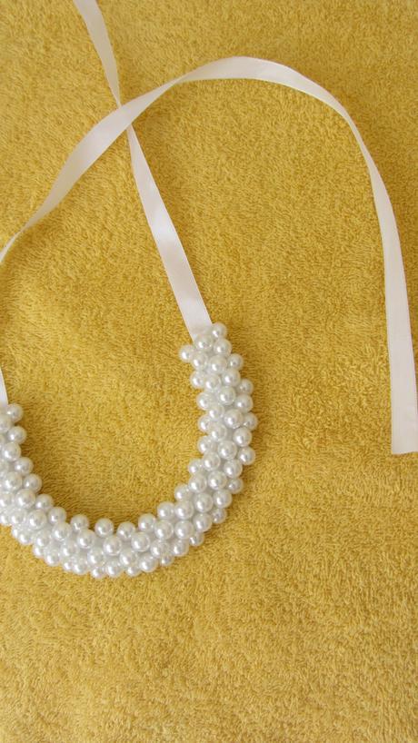 Perlový náhrdelník,