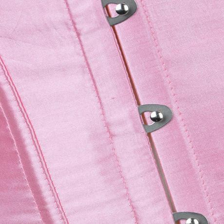 Korzet růžový 05, S