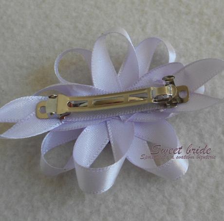 Květinová spona Sweet Bride 06-SKLADEM,