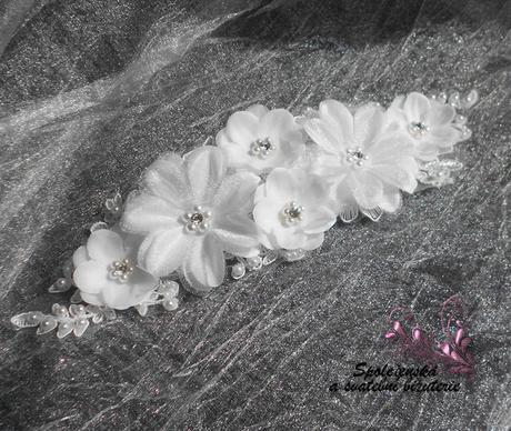 Květinová tiára 34,