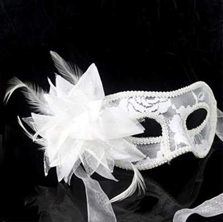 Maska, škraboška 09,