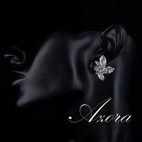 Společenské a svatební Náušnice Azora 09,