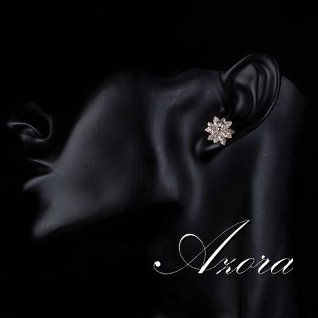 Společenské a svatební Náušnice Azora 10,
