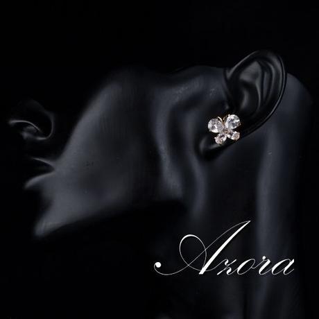 Společenské a svatební Náušnice Azora 22,
