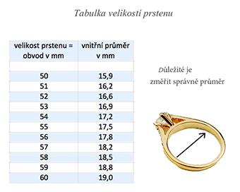 Společenský a svatební prsten Azora 05,