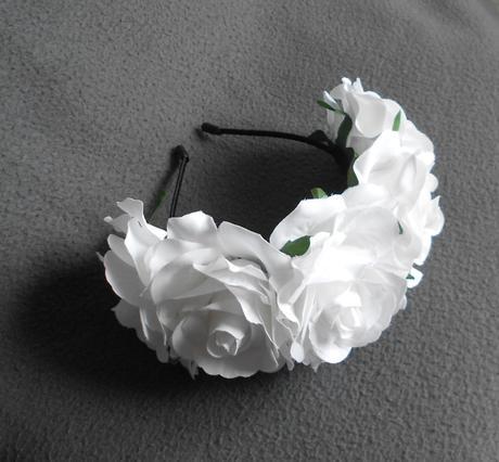 Svatební květy 03-SKLADEM,