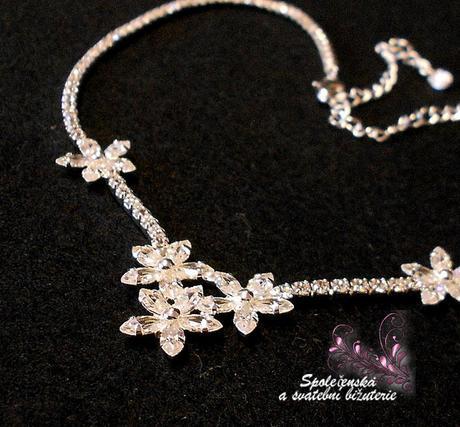 Svatební náhrdelník 11-skladem,