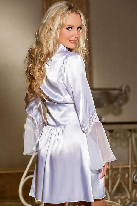Svatební noční košilka 03, S