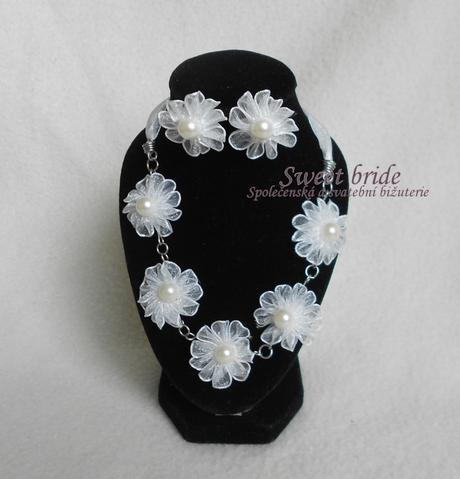 Svatební set Sweet Bride 11-SKLADEM,