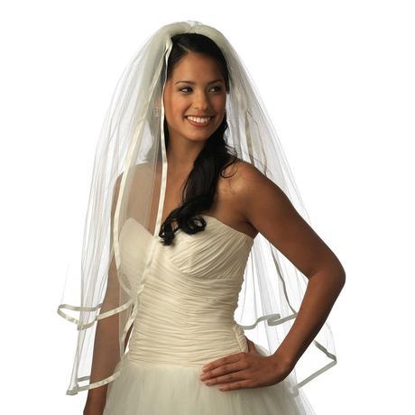 Svatební závoj bílý 10,