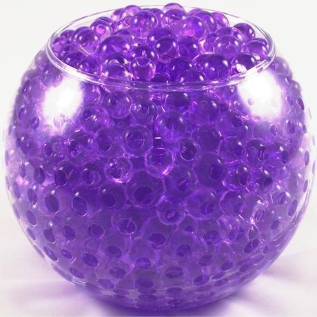 Vodní perly fialové 5g-Skladem,
