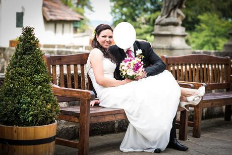 Svatební šaty, velikost 38, barva ivory, 38