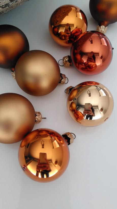Sada vánočních ozdob,