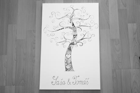 Svatební strom ,