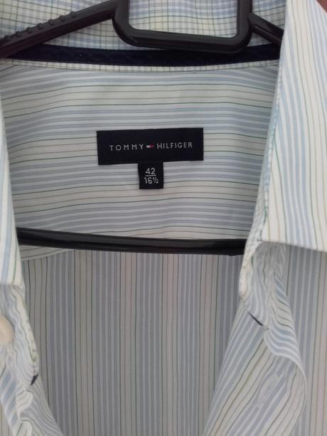 panská košile Tommy Hilfiger, 42