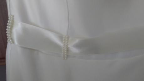 Pohodlné svadobné šaty , 42