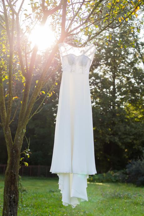 svatební šaty s holými zády, vel. 36, 36