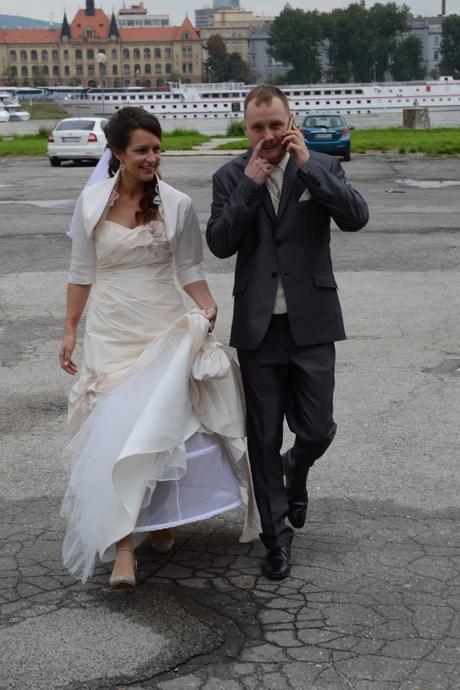 Svadobné šaty romantické, 36