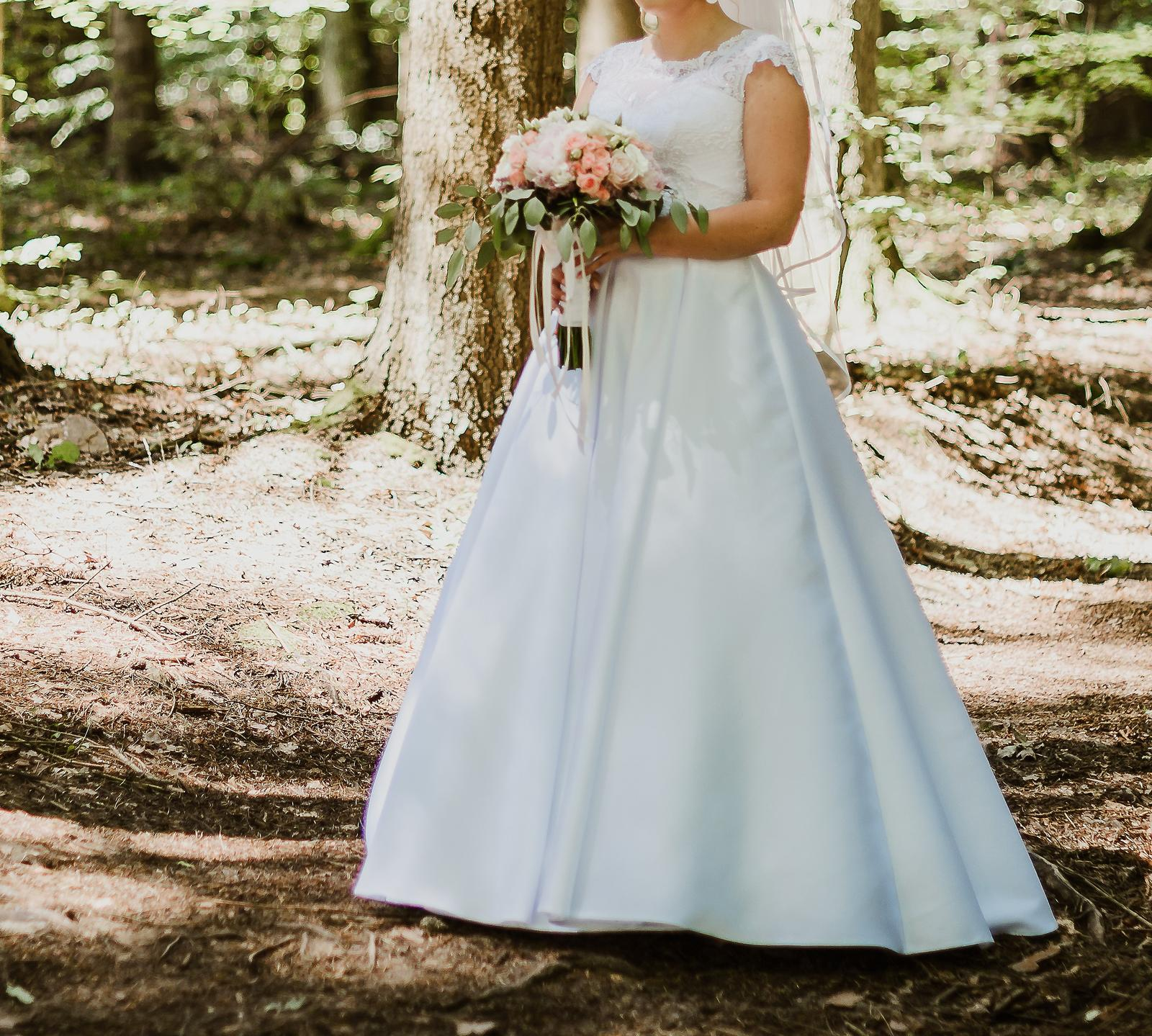 Svadobné šaty 52bd88c91e2