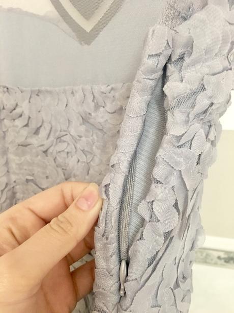 Sivé šaty - XS/S, 36