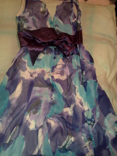 Peknucke šaty 2x oblečené, už malé - Orsay, S , 36