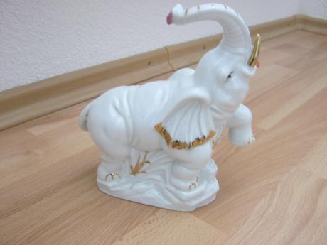 Porcelánový slon,