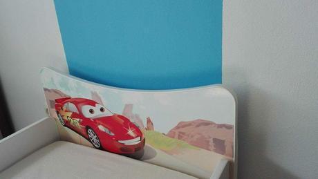 Chlapčenská detská posteľ,
