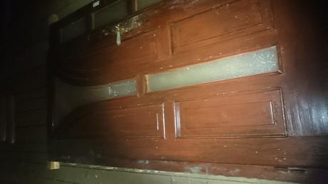 Vonkajšie dvere ,