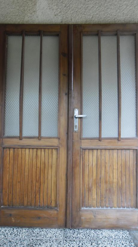 Vchodové dvere.,