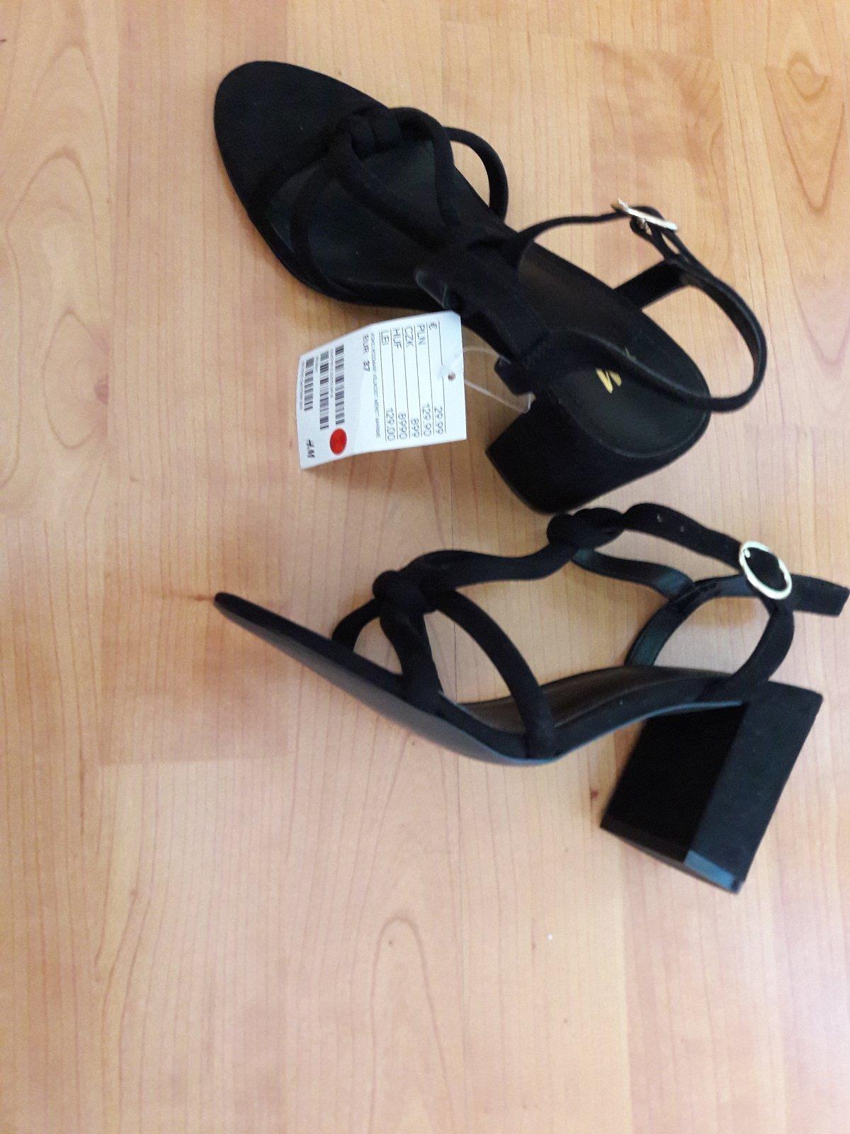 190c4f4041b1 Dámske sandále - h m-