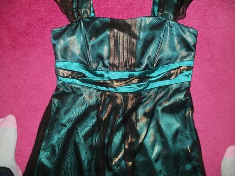 Spoločenské šaty (1-krát oblečené), 42