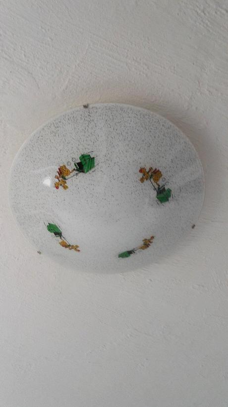 Detský luster / lampa - disk,