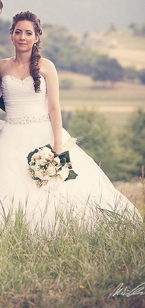 Svadobné šaty 36 - 42, 38